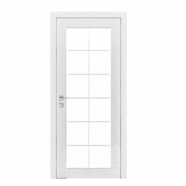 Двери Cortes Porto белый матовый