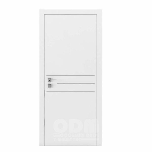"""Двери Cortes """"Prima"""" 3G белый матовый"""