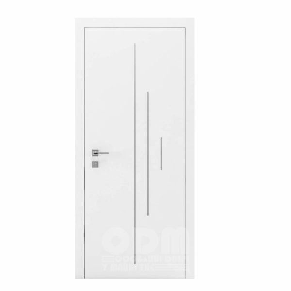 Двери Cortes Prima 3V1 белый матовый