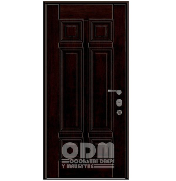 Входные двери Berislav F4 (B 2.81)