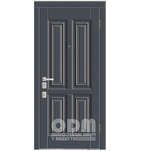 Входные двери Berislav F4 (B 3.46)