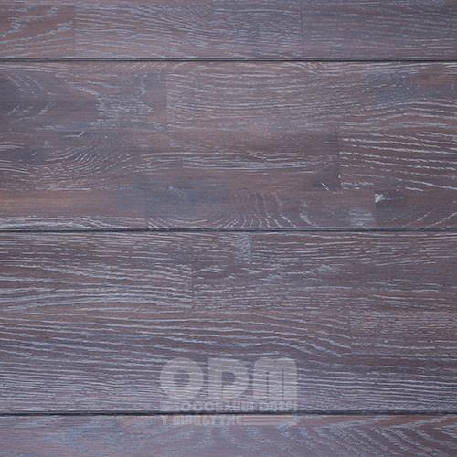 Паркетная доска MALBORG BURGUNDY (1500х140 мм) рустик