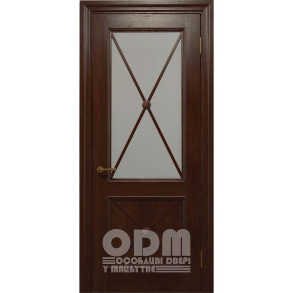Двери C-012.S01 Шоколадный
