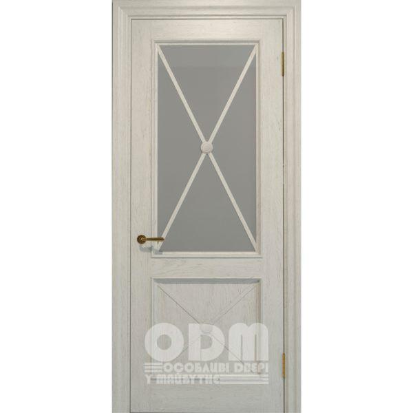 Двери C-012.S01 Слоновая кость