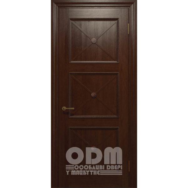 Двери C-021 Шоколадный