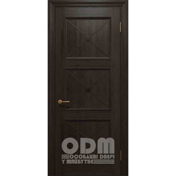 Двери C-021 Венге
