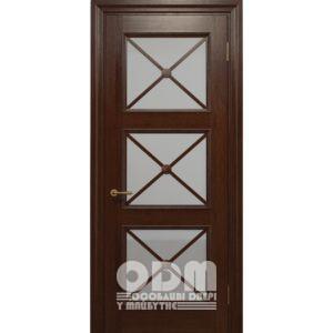 Двери C-022.S01 Шоколадный