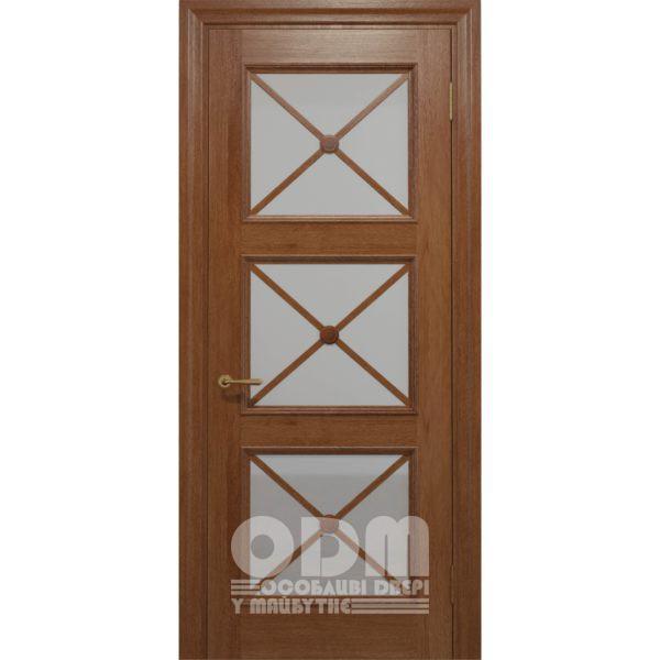 Двери C-022.S01 Карамельный