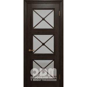 Двери C-022.S01 Венге