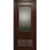 Двери  E-012.1 Шоколадный