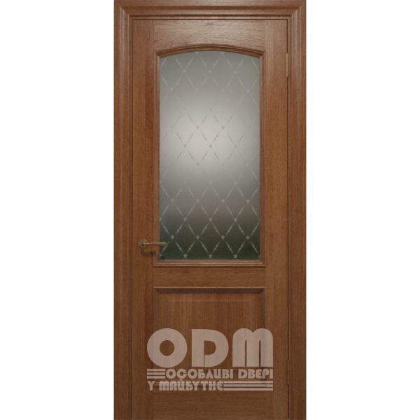 Двери  E-012.1 Карамельный