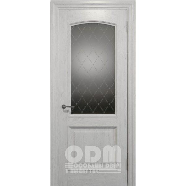 Двери  E-012.1 Белоснежный