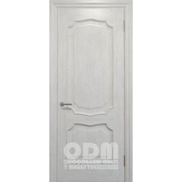 Двери E-021 Белоснежный
