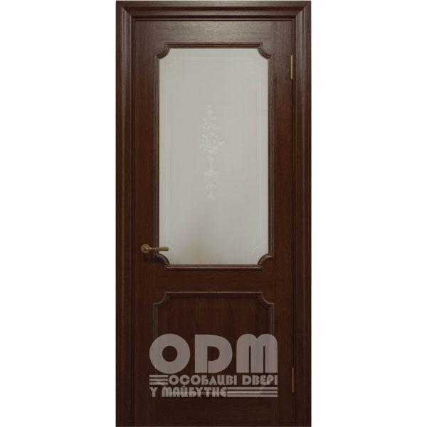 Двери E-032.4 Шоколадный