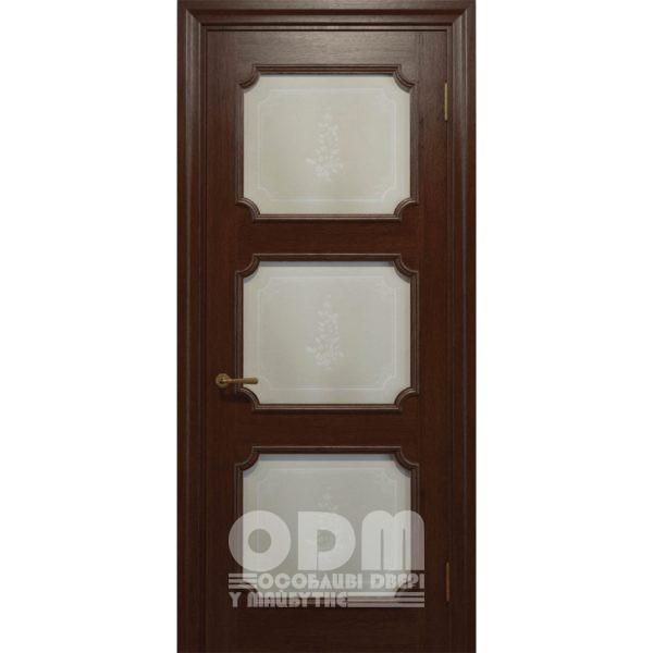 Двери E-042.5 Шоколадный