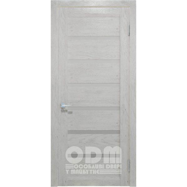 Двери Экю ПО белый