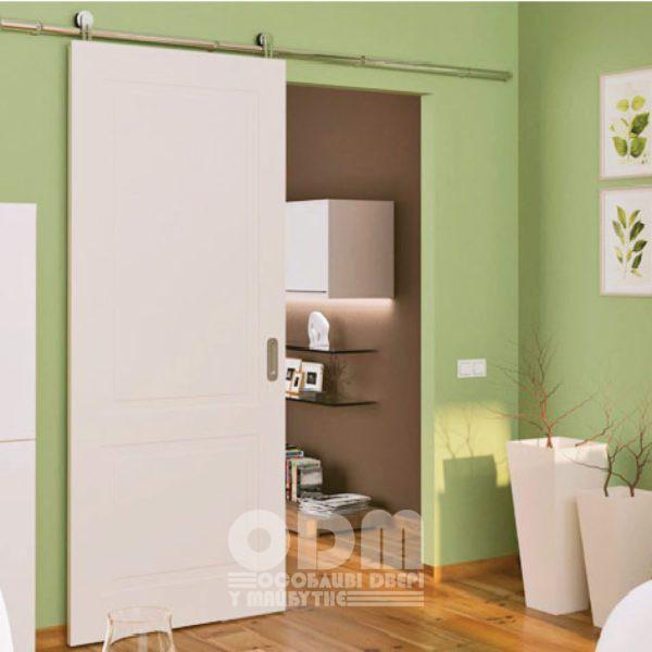 Раздвижная система HAFELE Design 70-V для одного полотна