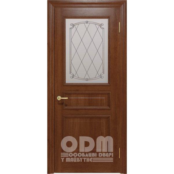 Двери I-022.7 Карамельный