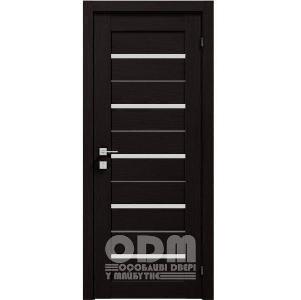 Двери Modern LAZIO Венге шоколадный