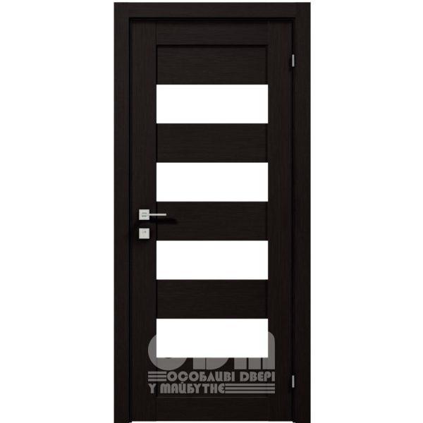 Двери Modern MILANO Венге шоколадный