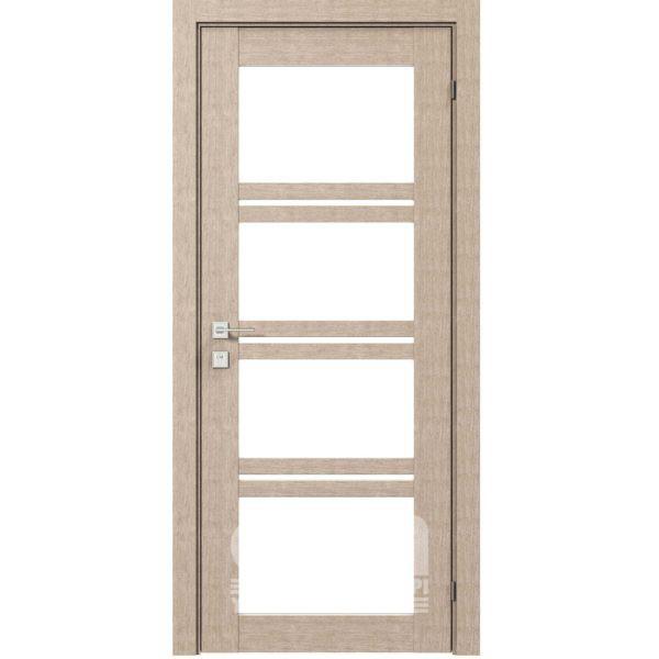 Двери Modern QUADRO ПО Крем
