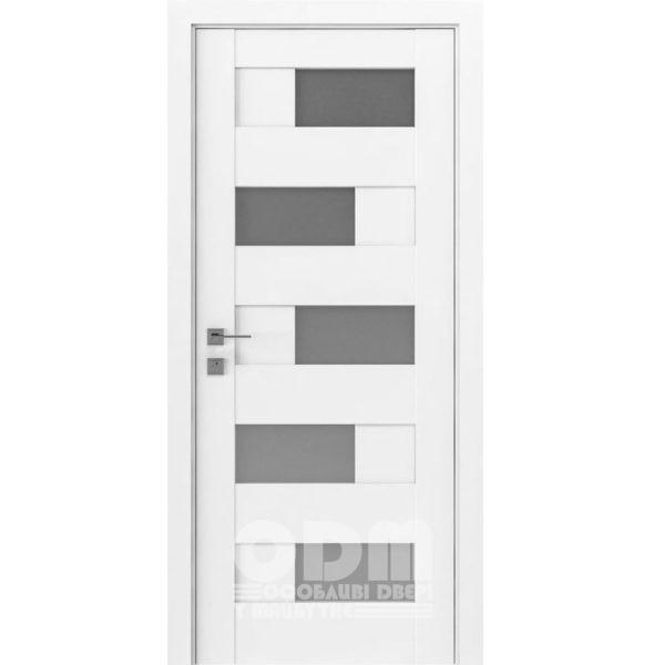 Двери Modern Verona Белый мат