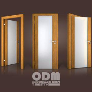 Двери Paolo Rossi MS 01 шпон дерево тик TI-0002PS