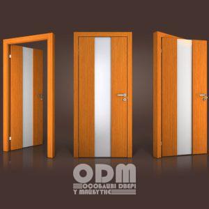 Двери Paolo Rossi MS 11 шпон дерево тик TI-0001PS
