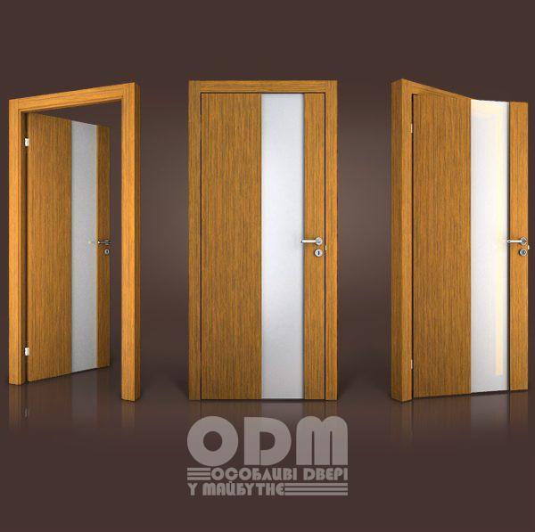 Двери Paolo Rossi MS12 шпон дерево тик TI-0002PS