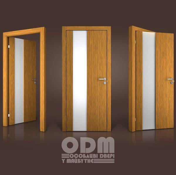 Двери Paolo Rossi MS13 шпон дерево тик TI-0002PS