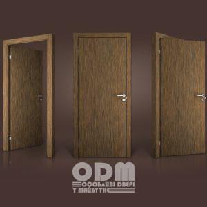 Двери Paolo Rossi MS 14 шпон дерево ебен HE-7069PW
