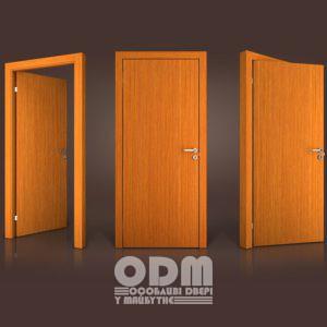 Двери Paolo Rossi MS 14 шпон дерево тик TI-0001PS