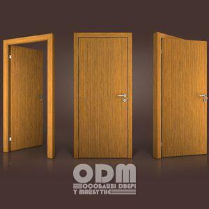 Двери Paolo Rossi MS 14 шпон дерево тик TI-0002PS