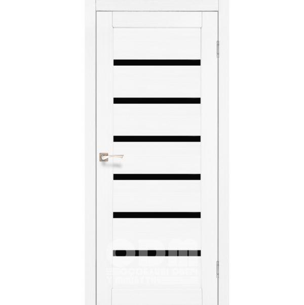Двери PD 01 Ясень белый