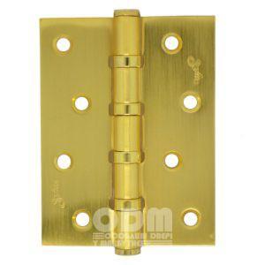Карточная петля Safita 100мм золото