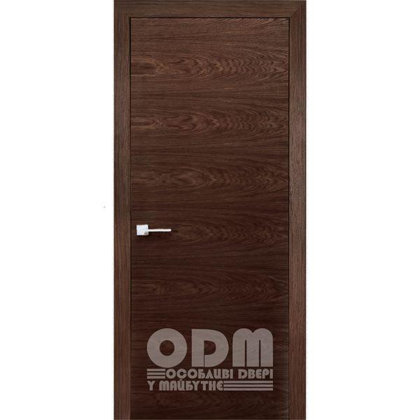 Двери U-011 Шоколадный