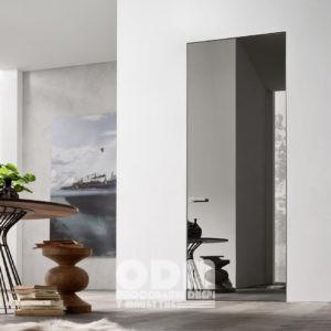 "Двери ODM Зеркало ""графит"""