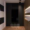 Двери ODM Стекло Standart RAL 9005