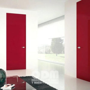 Двери ODM Стекло Standart Satin RAL 3027