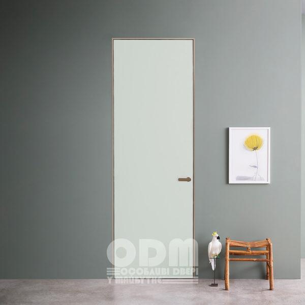 Двери ODM Стекло Standart Satin RAL 9003