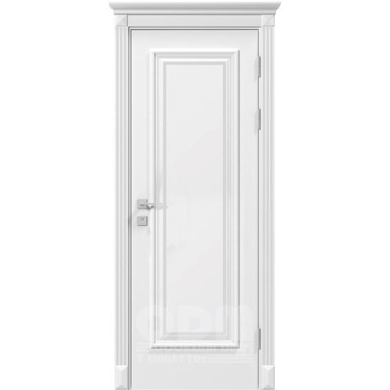Двери Siena Asti глухое, белый матовый