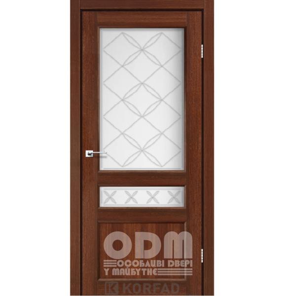 Двери CL-04 Орех