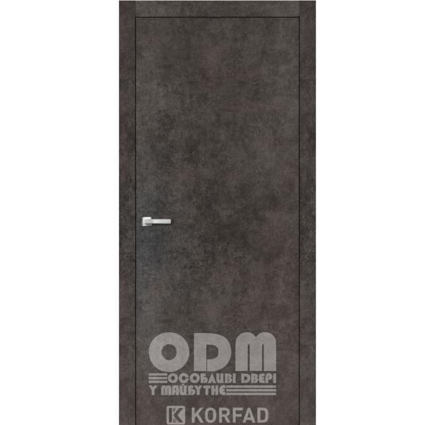 Двери LP - 01 Лофт бетон