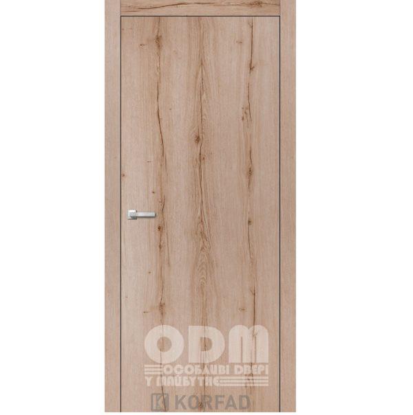 Двери WP - 01 07 Дуб тобакко