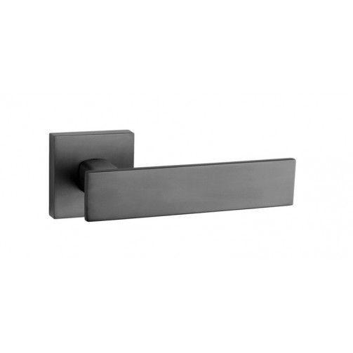 Дверная ручка Tupai LINA2 2730Q Черный