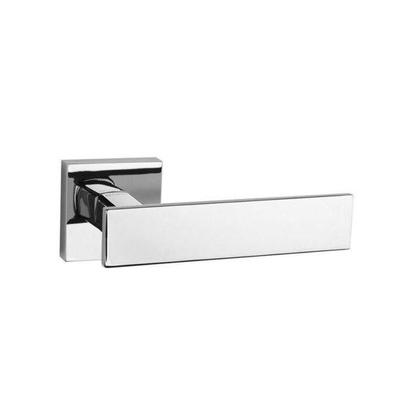 Дверная ручка Tupai LINA2 2730Q Матовый никель