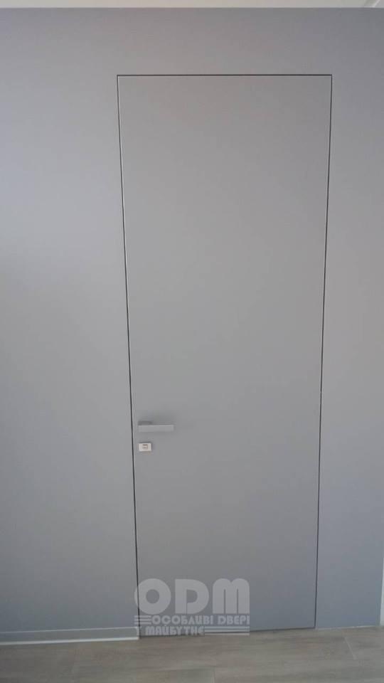 Двери ODM Матовая покраска по RAL /NCS