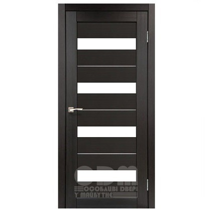 Двери PD-02  Венге
