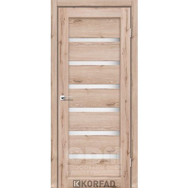 Двери PR-01 Дуб Тобакко