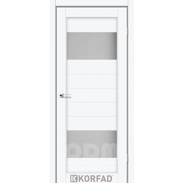 Двери PR-09 Белый перламутр